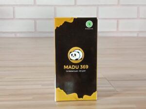 Kemasan Kotak Madu 369