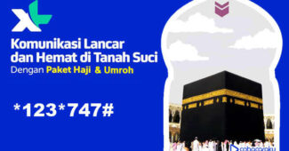 Paket Umrah & Haji XL
