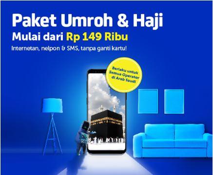 Paket Umrah Haji XL