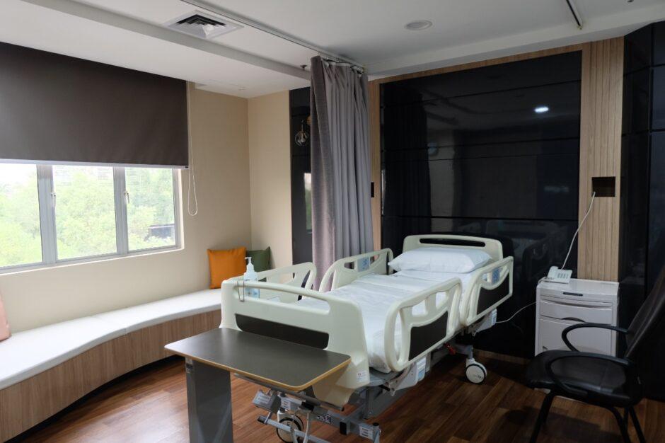 Ruang Perawatan di KPJ Johor Specialist