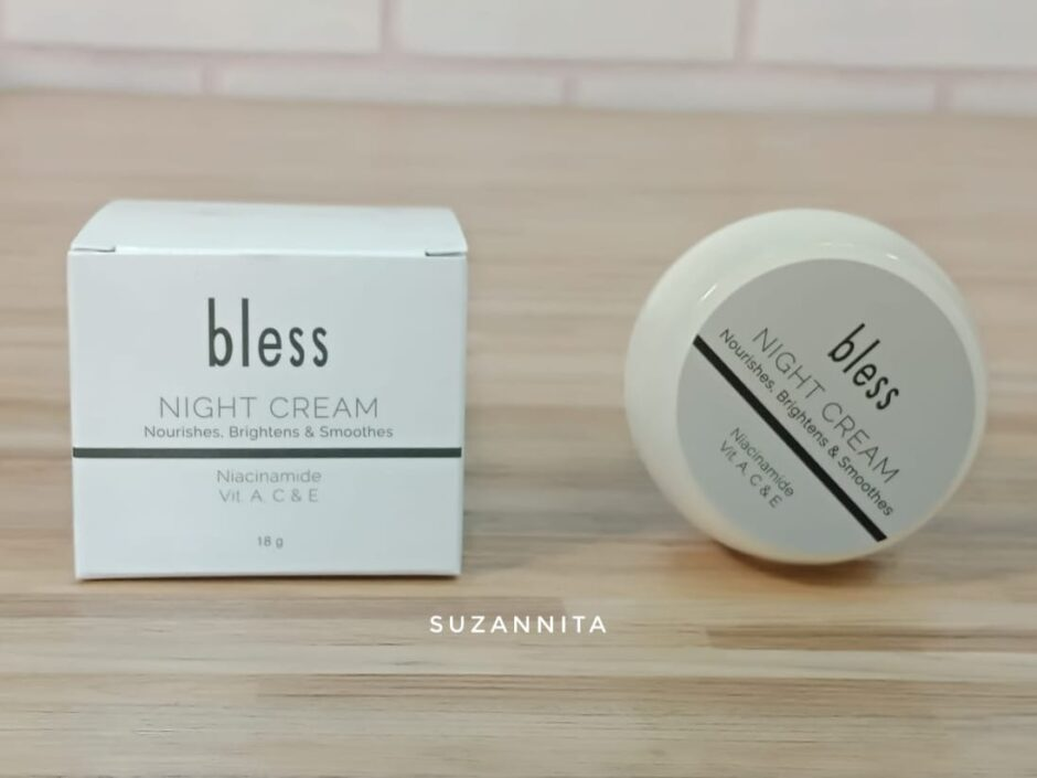 Bless Night Cream