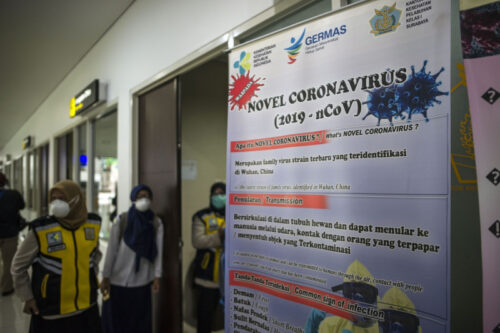 Virus Corona Indonesia