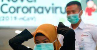 Masker Virus Corona