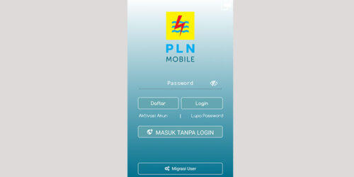 Cara Cek Tagihan Listrik PLN Aplikasi IOS