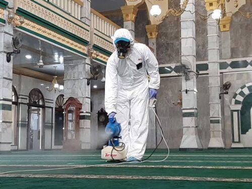 Masjid New Normal
