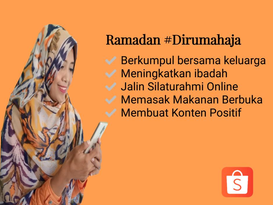 Ramadan Dirumahaja