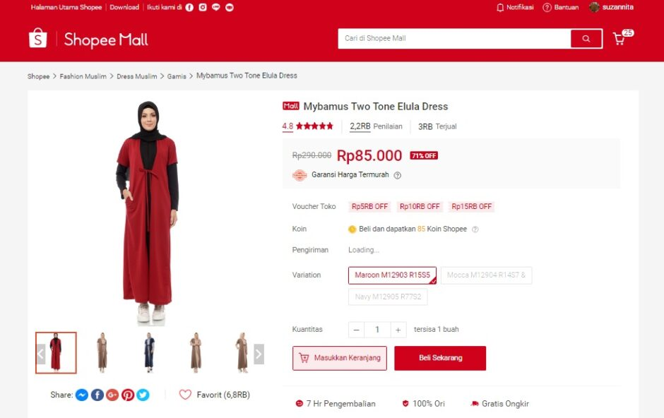 Ramadhan Big Sale Shopee