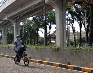 Tips Aman Bersepeda di Fase Normal Baru