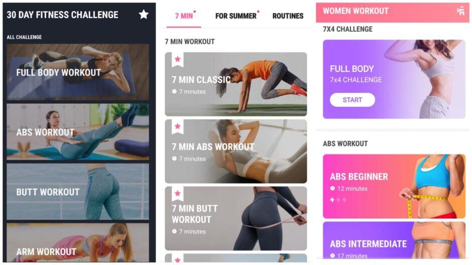 Aplikasi Olahraga Untuk Ladies