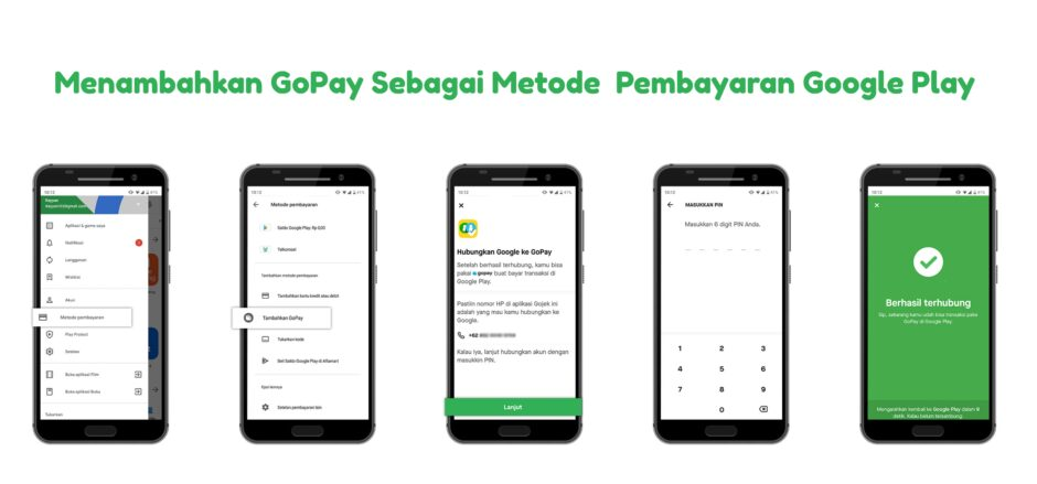 Gopay for Google Play