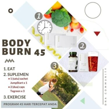 Program Body Burn 45