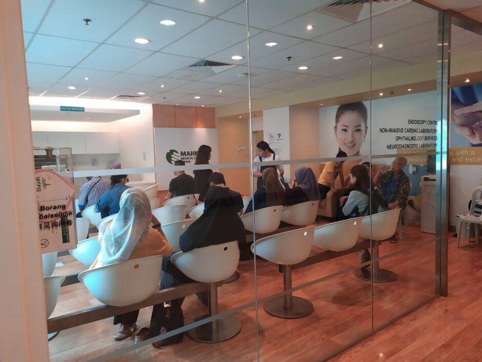 Mahkota Medical Centre 9