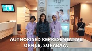 perwakilan rumah sakit malaysia di surabaya